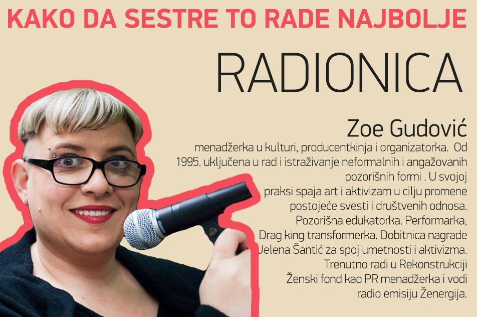 RADIONICA-Zoe