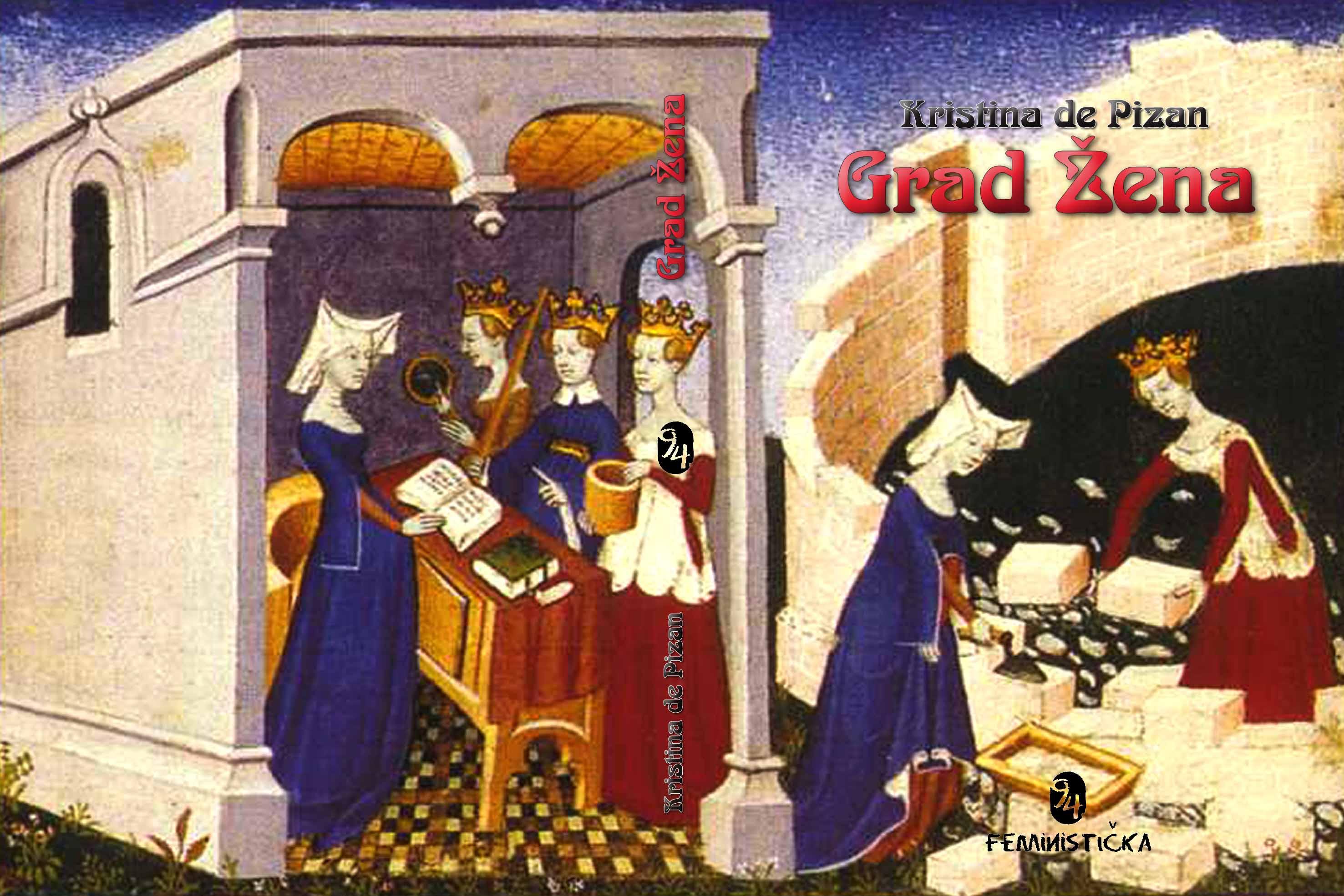 KRISTINA DE PIZAN naslovnica
