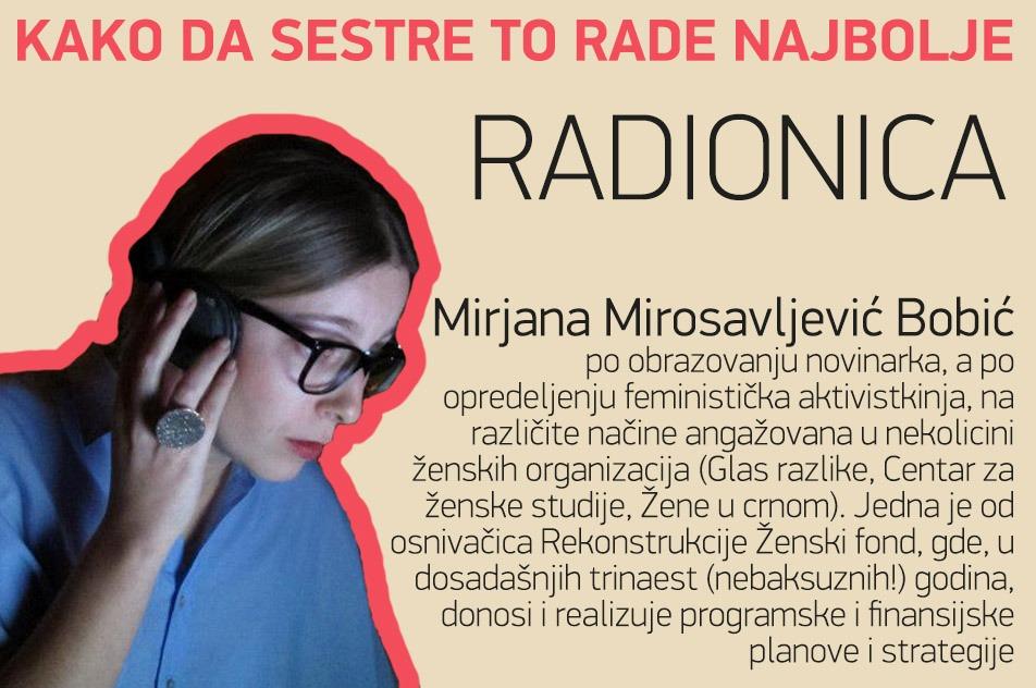RADIONICA Mira