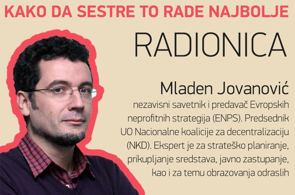 RADIONICA Mladen Jovanovic