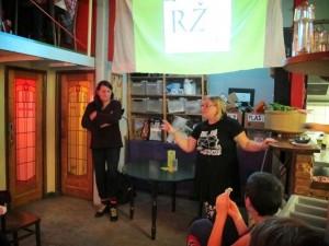 MKZ Amsterdam & Zoe u MamaCash-u
